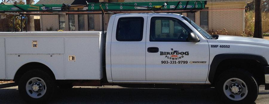 commercial plumbing longview tx